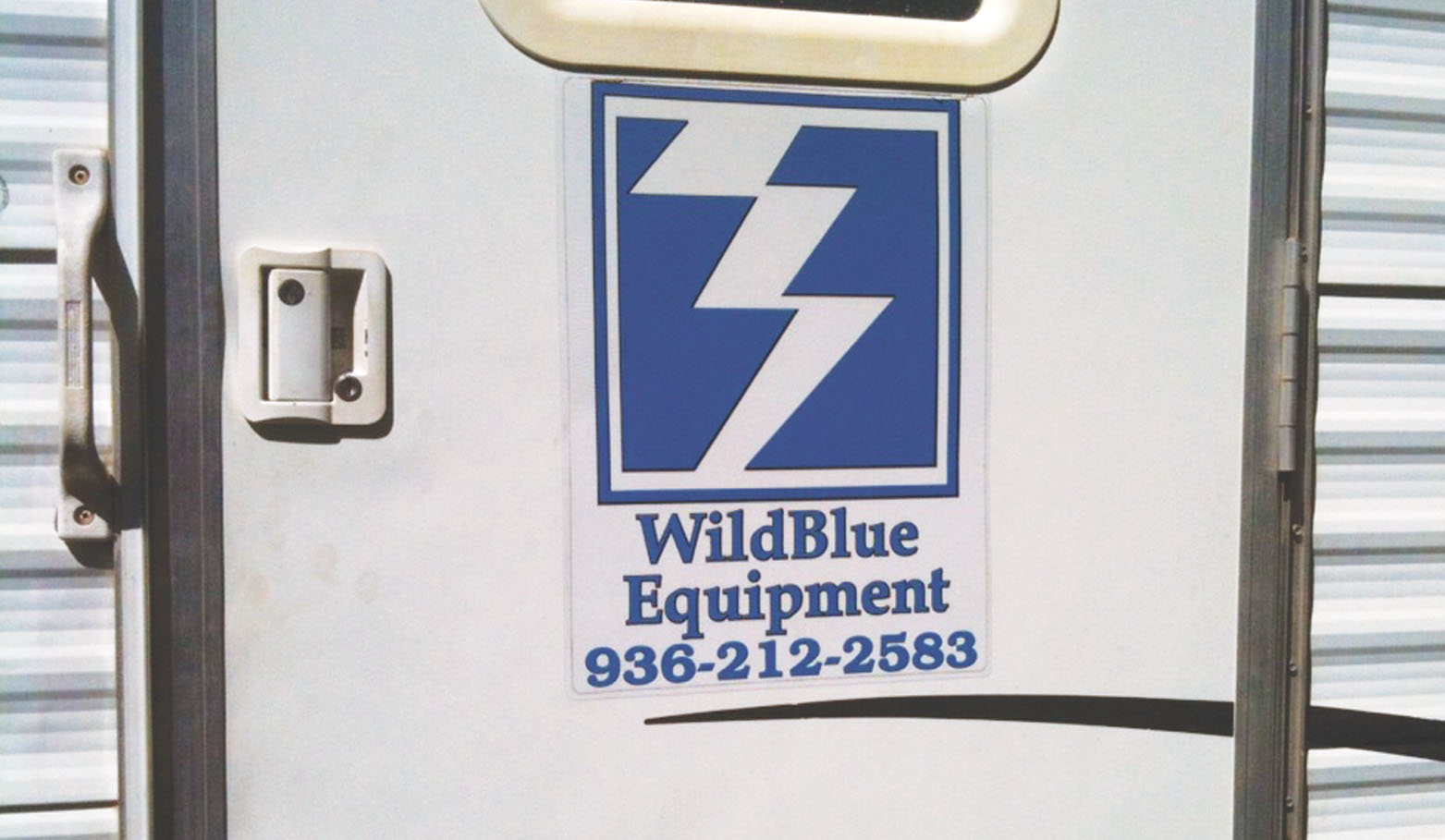Wild Blue Equipment reported their travel trailer was missing.