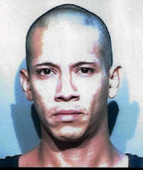 WANTED - Information on suspect Eddie Guerra, Jr. D.O.B. 08-02-85