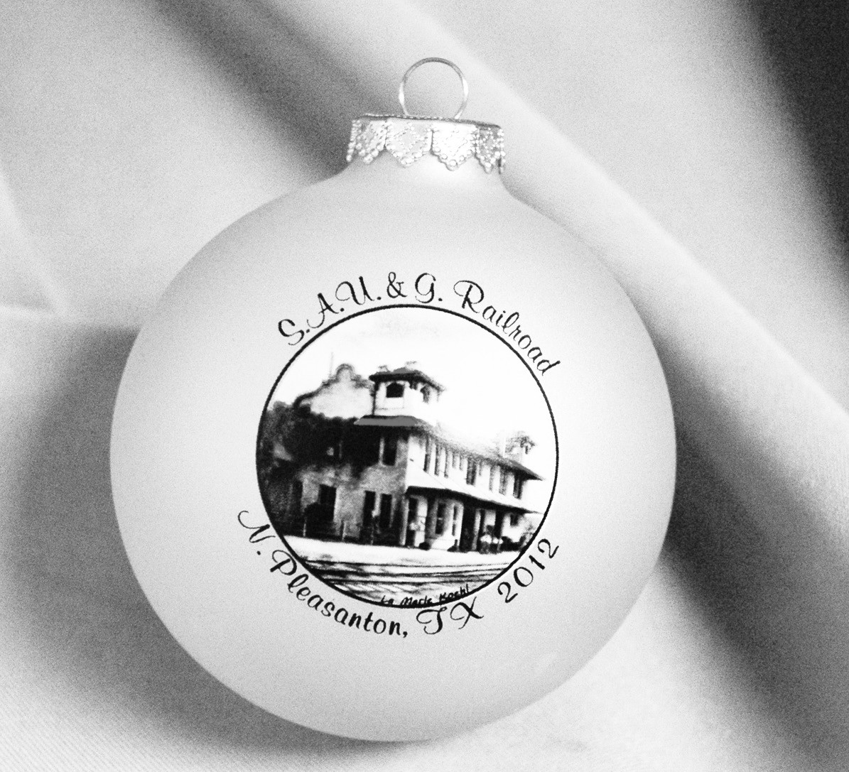 2012 Atascosa County Historical Commission ornament is available.