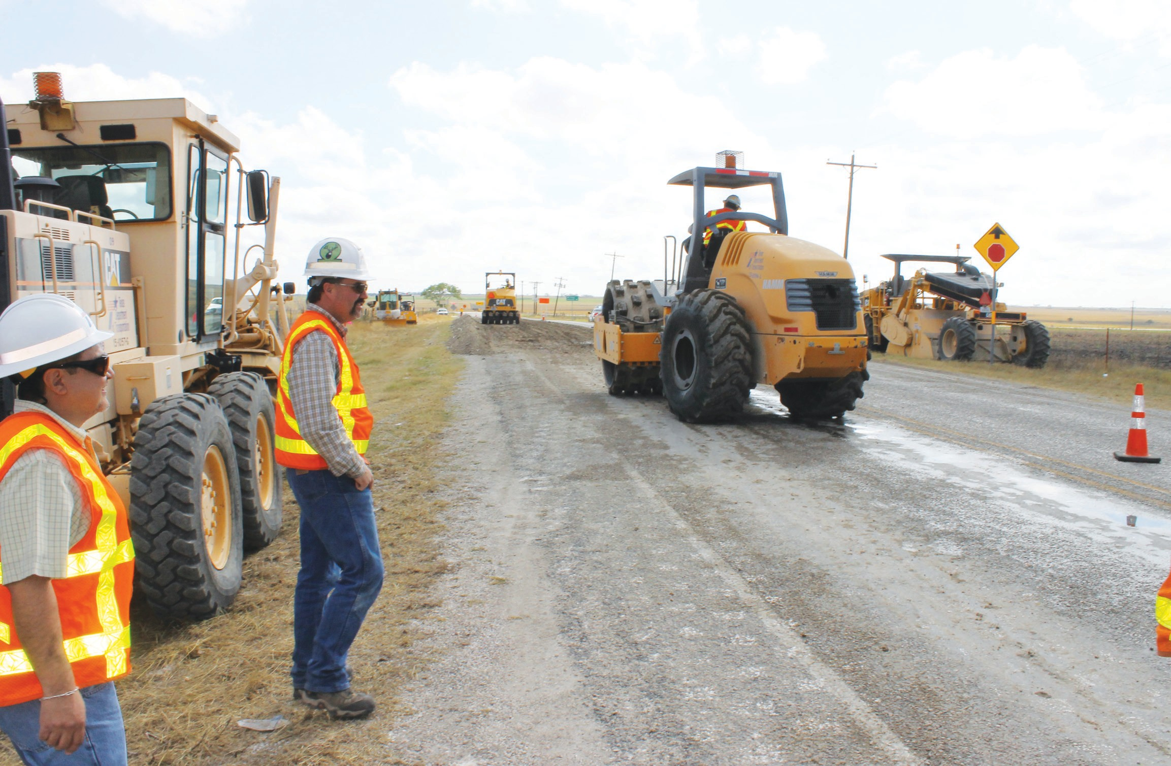 txdot is safety conscious when it comes to road repairs and traffic
