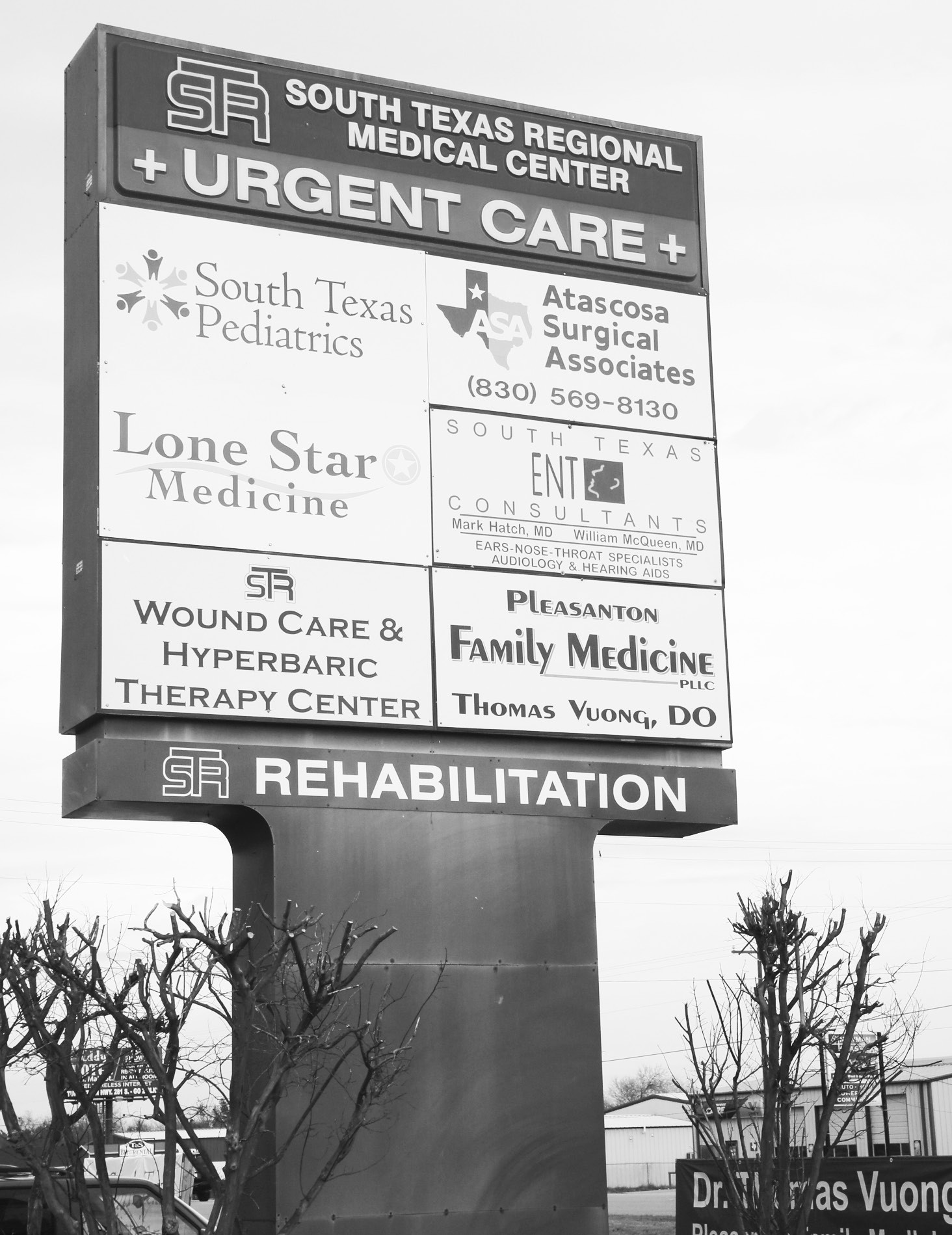 The STRMC Urgent Care facility is located at 1240 W. Oaklawn, Suite 121