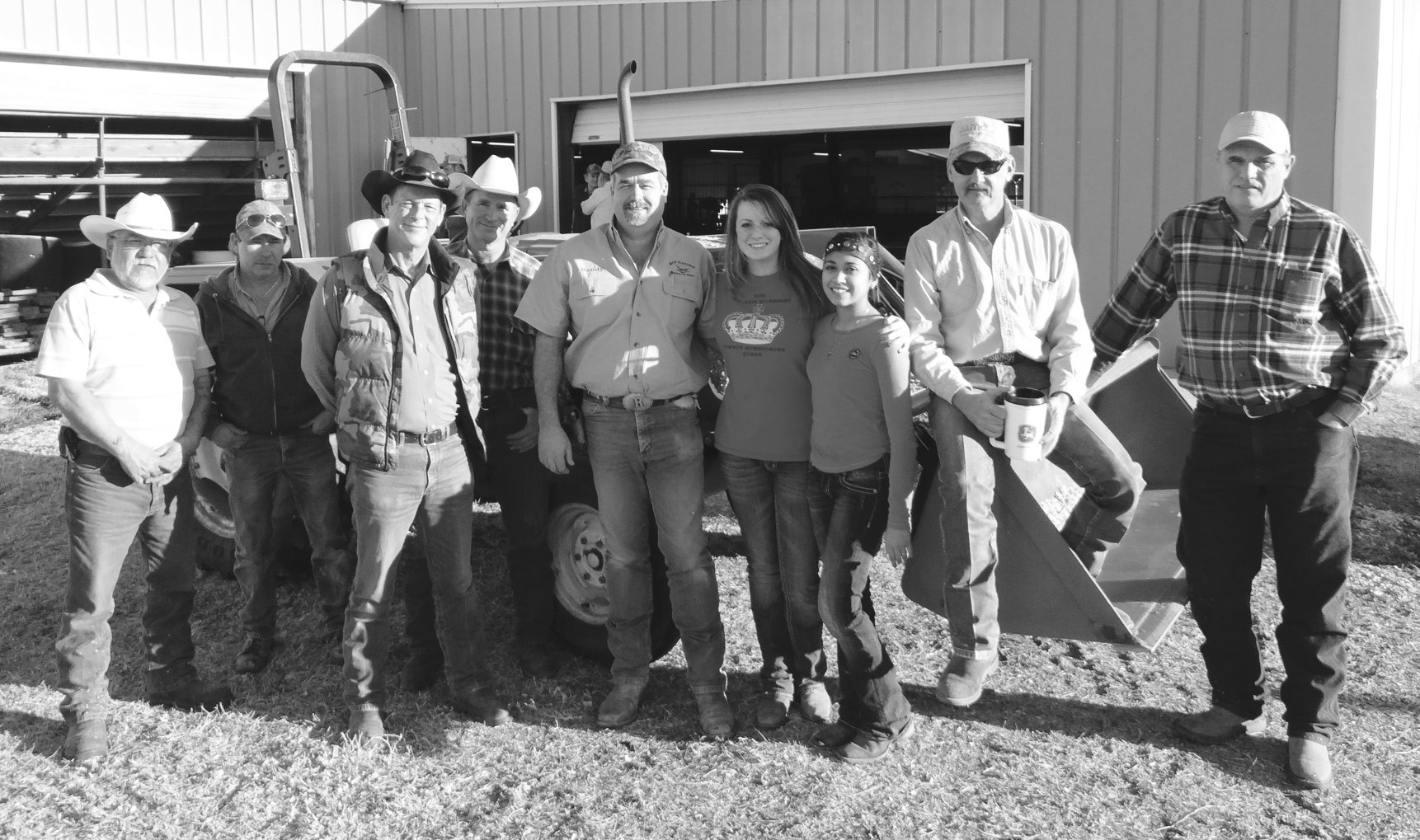 The Pleasanton Young Farmers will have their annual equipment auction this Saturday, January 26 at the Atascosa County Show Barn. Inviting buyers and sellers are: Abel Flores, Delbert West, Robert Earl Wood, Michael Korus, Randy Rice, Emalee Rice, Sabrina Salazar, Allen Janecek and Charles Novak. Large items will be auctioned off at 10 a.m. Consignments are still being accepted. For more information, please see the advertisement on page 7A.