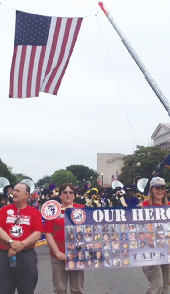 The National Memorial Day Parade.