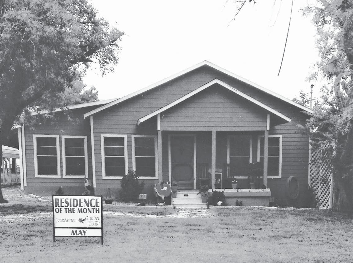 The home of Stephen and Rebecca Joseph at 1309 Main Street.