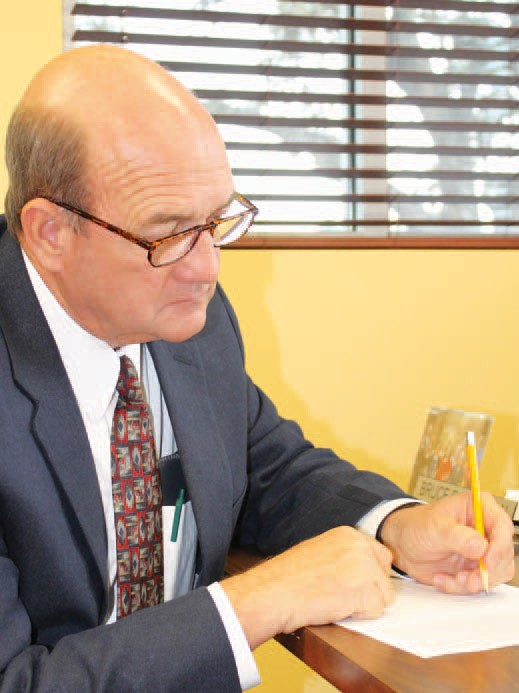 Bruce Pearson Pleasanton City Manager