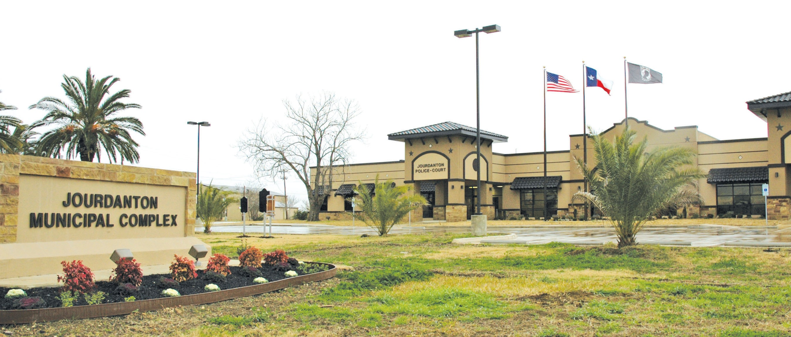 An open house will be held for the new Jourdanton Municipal Complex on Thursday, January 30. The dedication of the historical marker will be held at 3:30 p.m., ribbon cutting will be at 4:00 p.m. and tours will be conducted until 6:30 p.m.