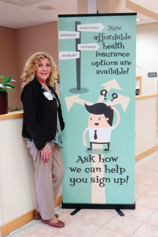 Contact Rosie to set up a health insurance appointment today.