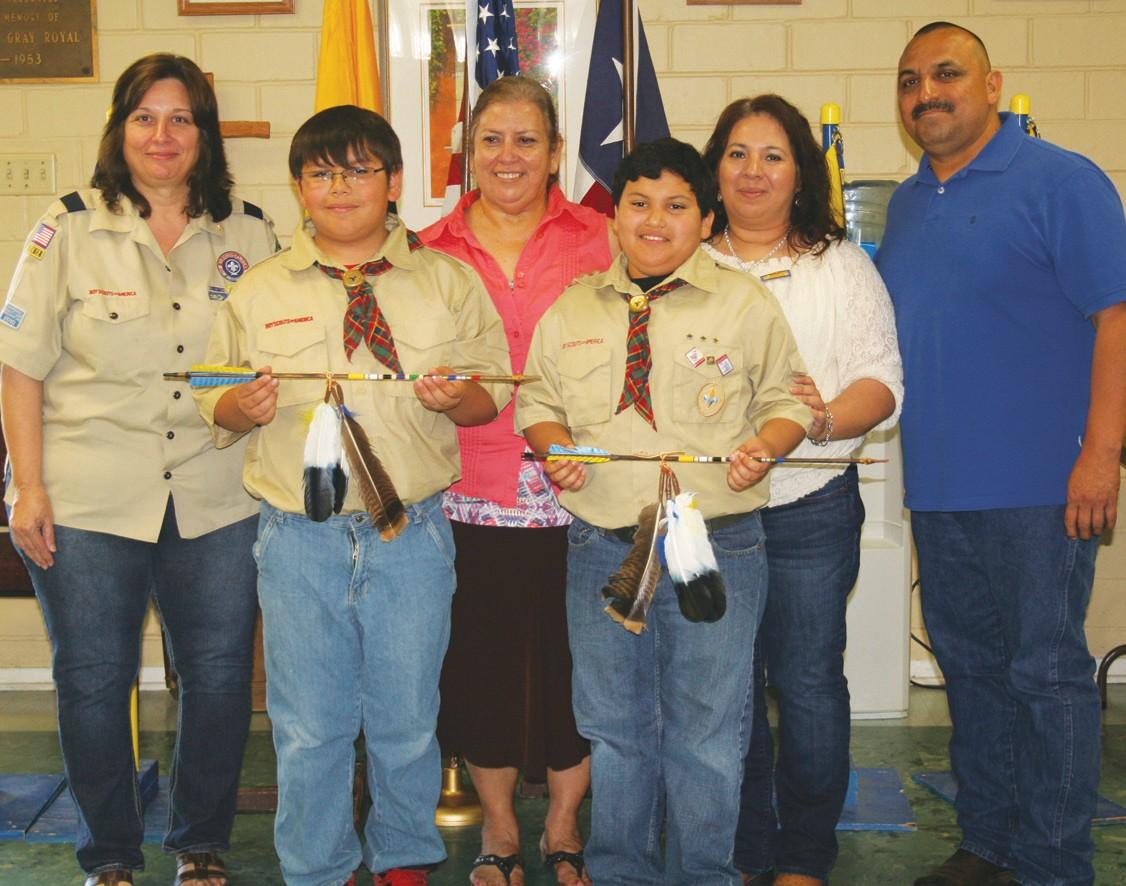 Cub Scouts Hold Banquet Pleasanton Express