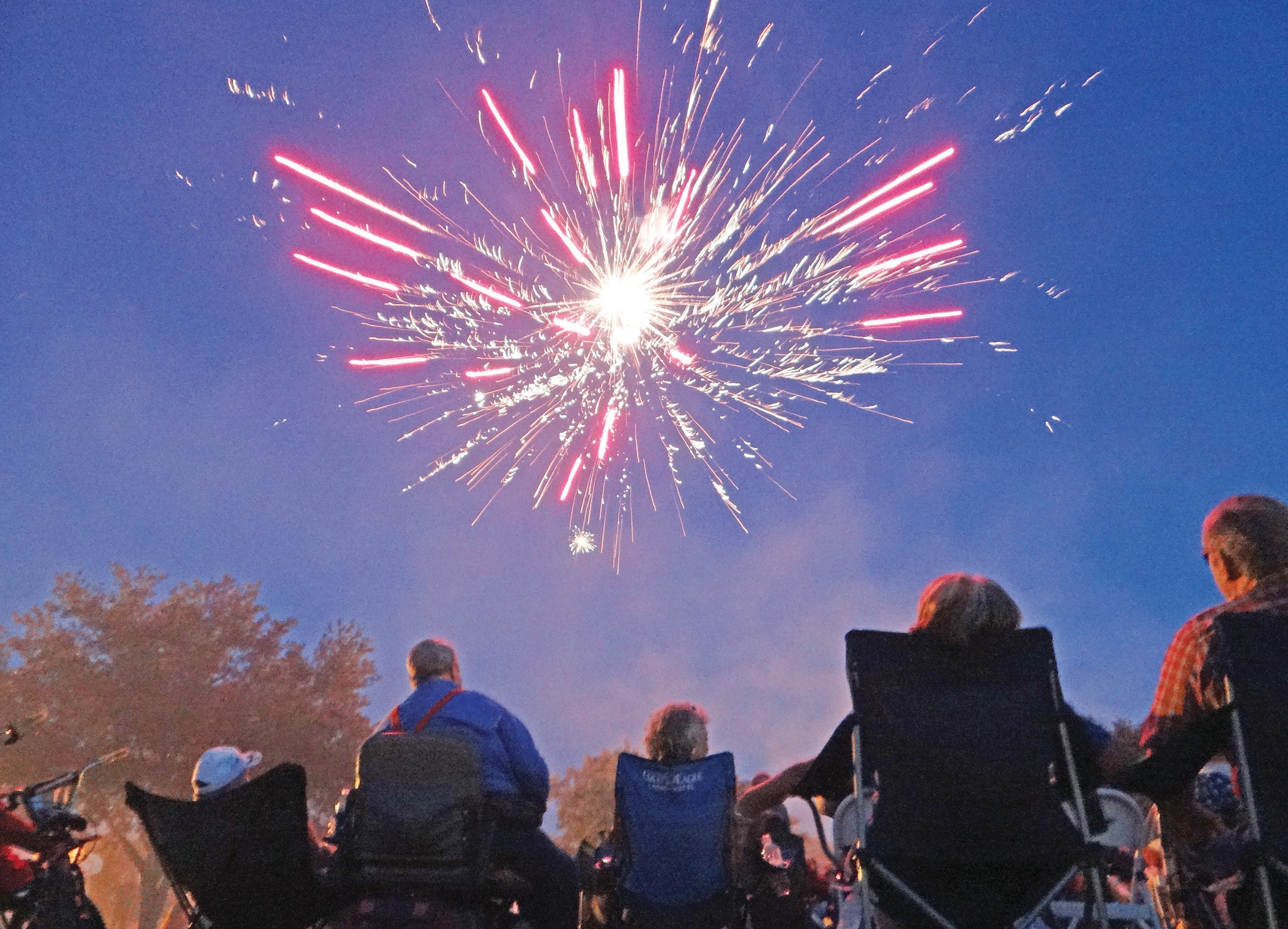Come out and enjoy an evening of free food, entertainment and fireworks at Jourdanton's American Pride Day at Jourdanton City Park. The event is scheduled from 5 – 10 p.m., Friday, July 4th.