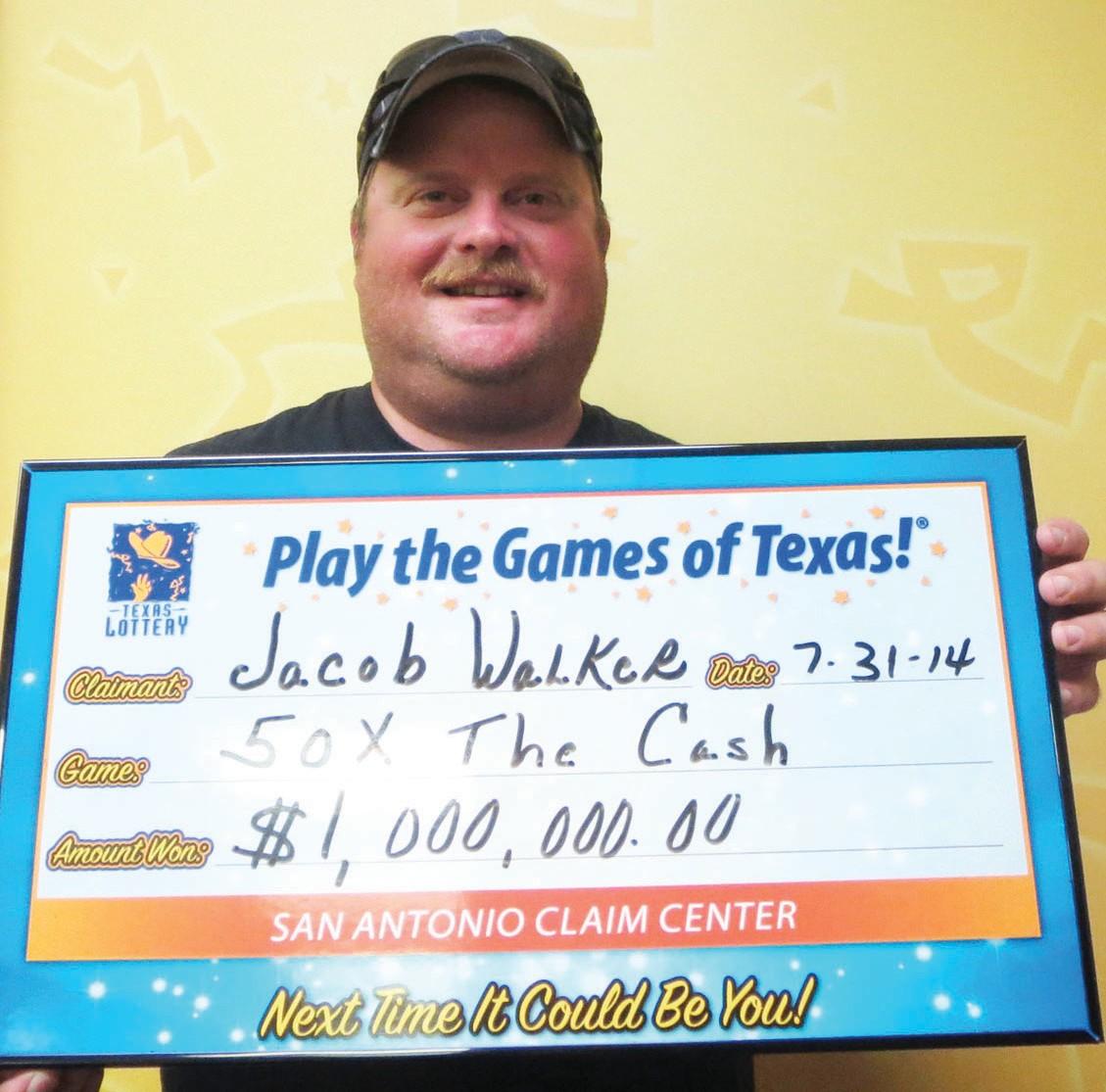 JACOB WALKER