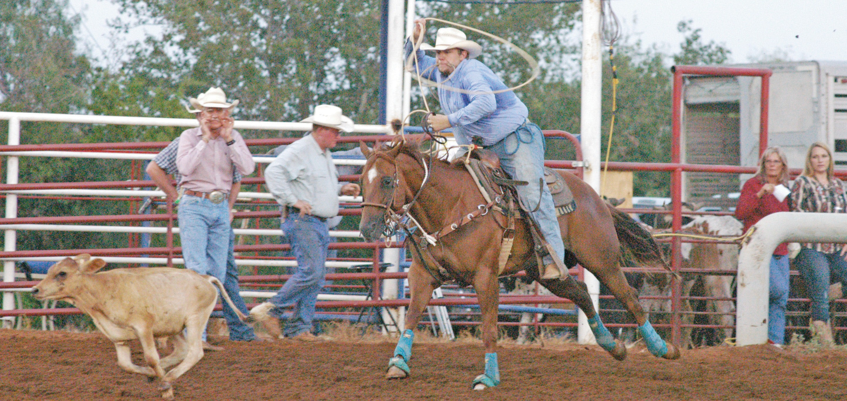 For some great open rodeo action and music by Natalie Rose & Mark Chesnutt, attend this event at the Atascosa County showbarn rodeo arena between Pleasanton and Jourdanton on August 15 & 16.