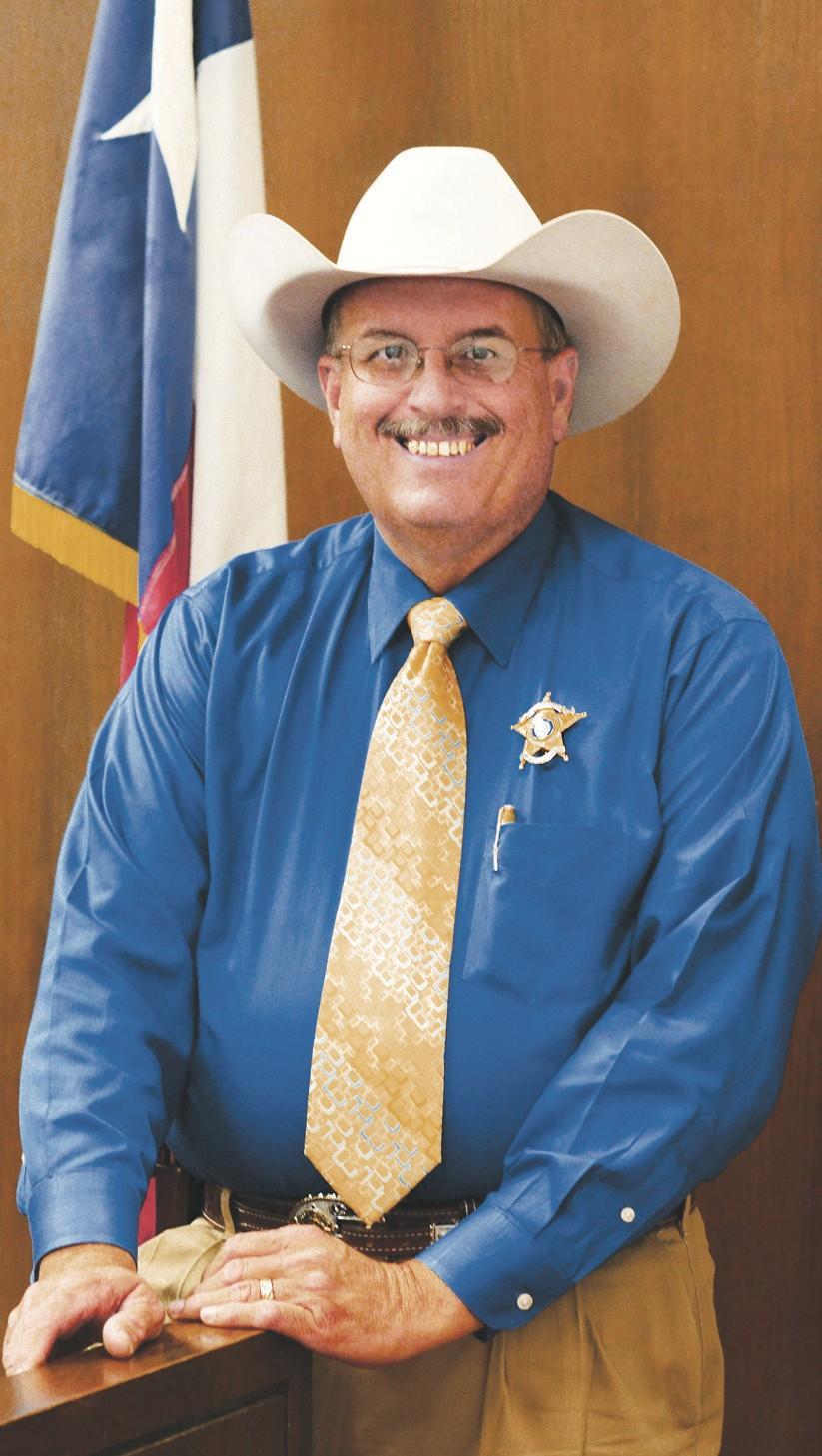 ATASCOSA CO. SHERIFF DAVID SOWARD