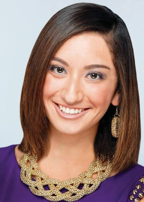 Kaitlyn Muñoz will be this year's emcee for the Market Days opening ceremony, on Saturday, Oct. 18.