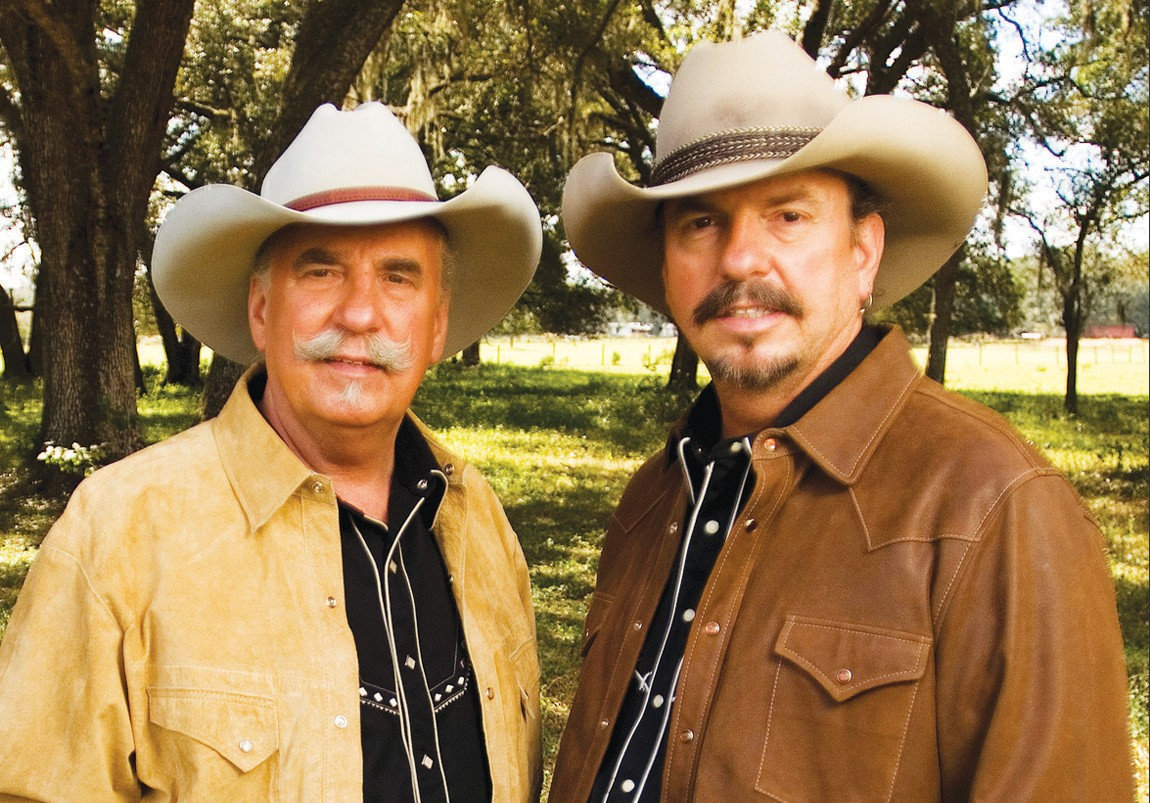 THE BELLAMY BROTHERS FRIDAY - MARCH 13 10:30 P.M.