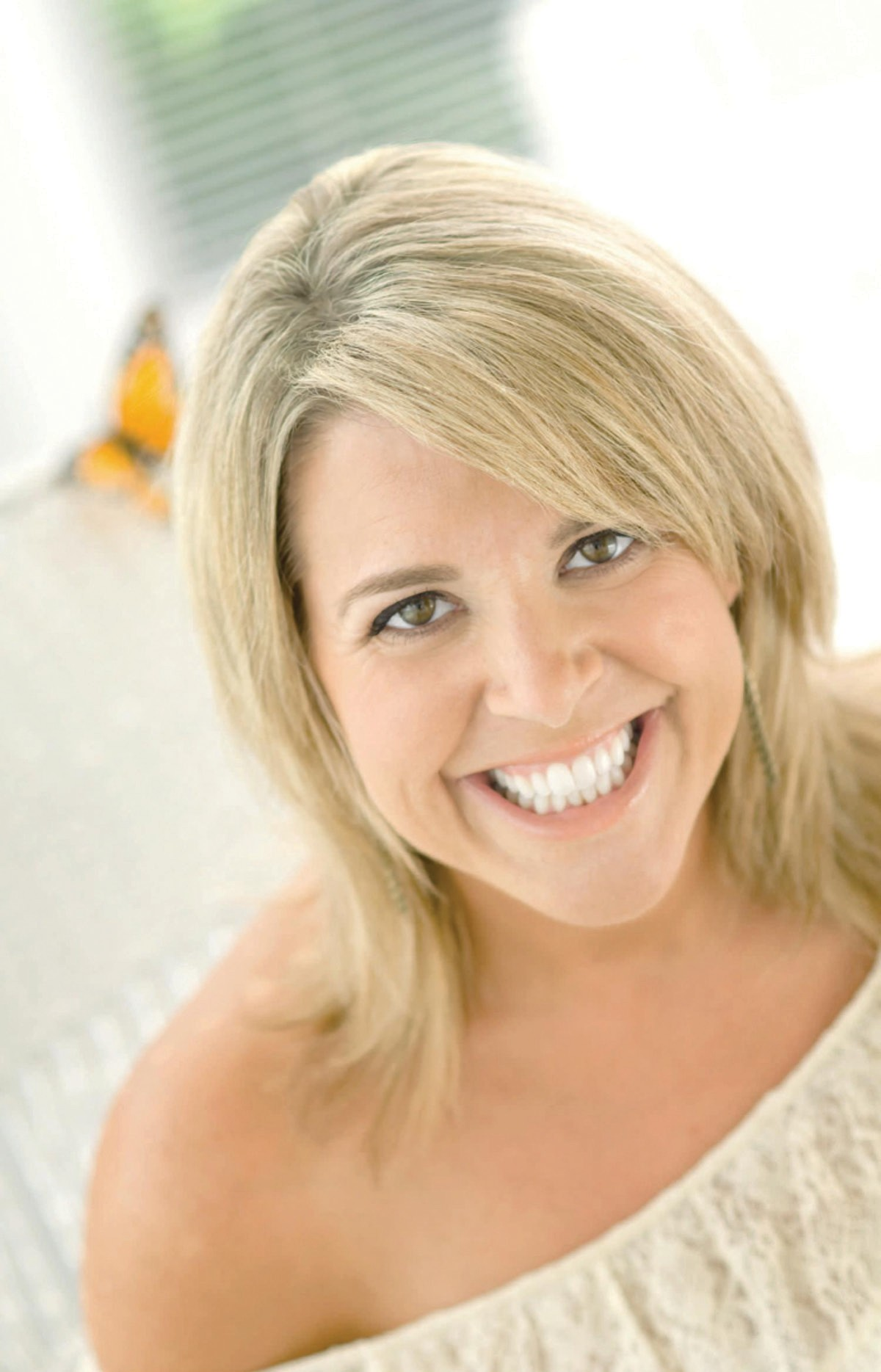 Abby Rike will be the featured speaker at the Healthy Woman Gala next Thursday, April 23.