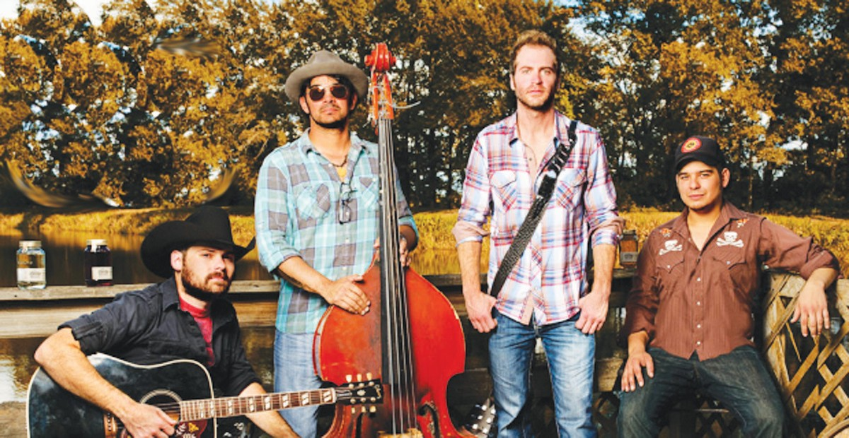 J. B. & THE MOONSHINE BAND AUGUST 14