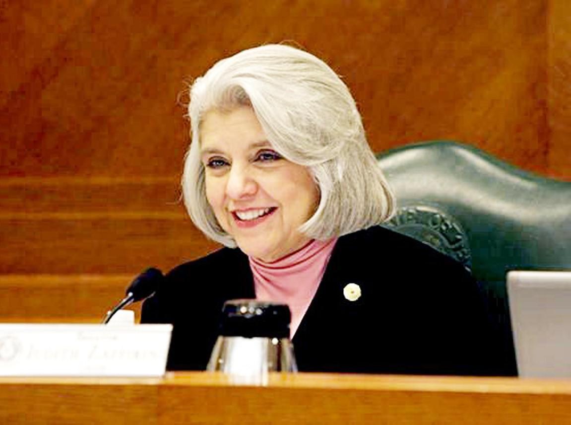 Senator Judith Zaffirini, D-Laredo