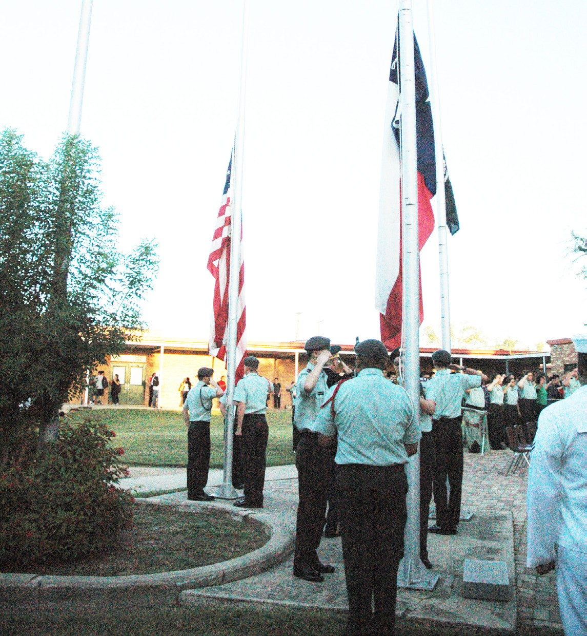 Make plans to attend a Patriot Day ceremony this Friday, September 11 at 7:15 a.m. at Pleasanton High School.