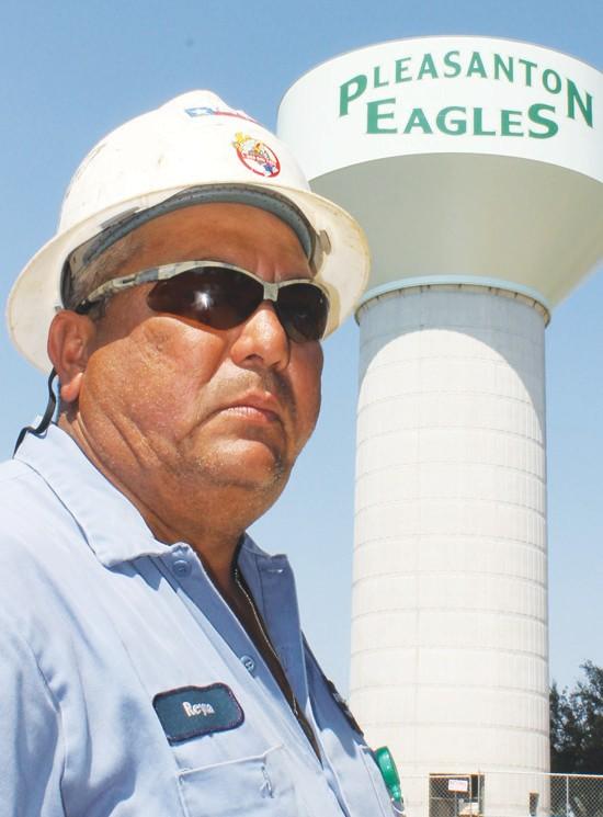 Doroteo Reyna Pleasanton Utility Construction Foreman