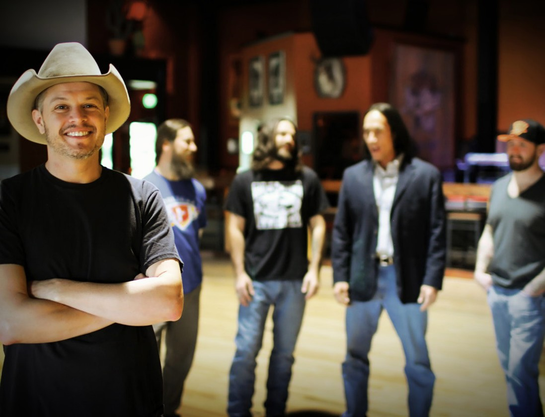 JASON BOLAND AND THE STRAGGLERS WILL FOLLOW BLACKHAWK SATURDAY, OCT. 24