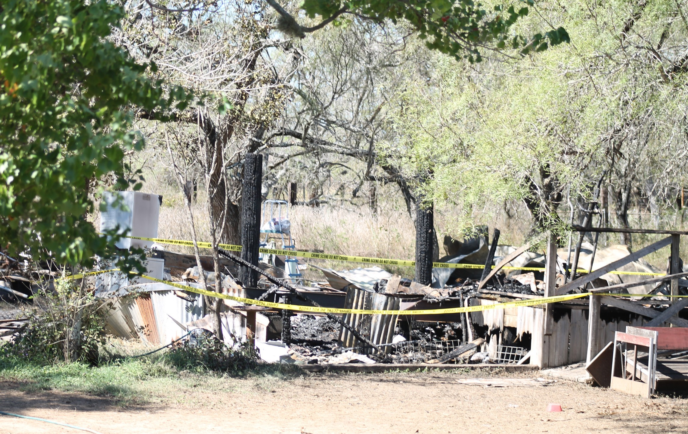 Lytle Volunteer Fire Department responded to a mobile home fire early Monday morning. One man lost his life, two others were treated on the scene with a woman being transported for a possible anxiety attack.