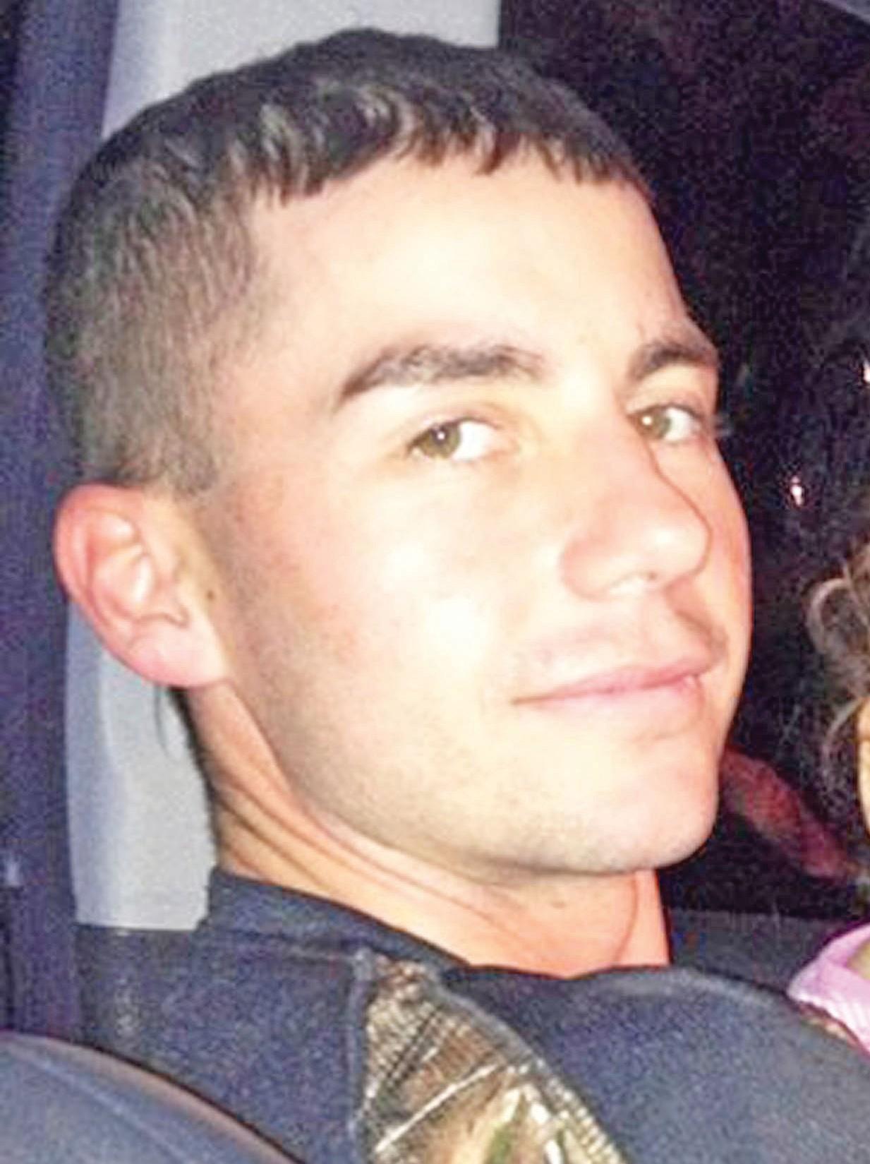 Christopher Ryan Harrell's body was found on November 10, 2015 in Medina County.