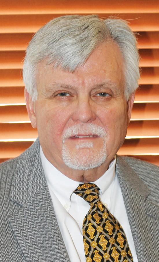Atascosa County Judge Bob Hurley