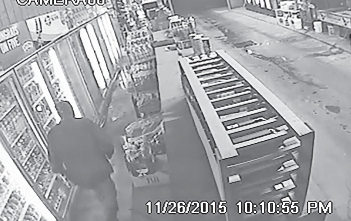 November 26, 2015 Red's Barn Convenience Store Hwy. 97 • Pleasanton