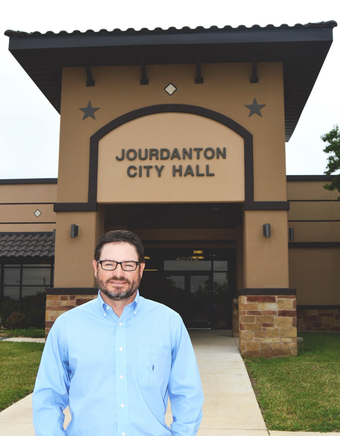 Kendall Schorsch is ready to continue Jourdanton's positive momentum as their new city manager.