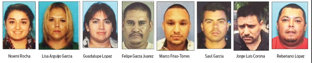 Locals arrested in human trafficking ring | Pleasanton Express
