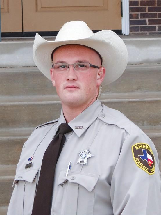 "Atascosa County Sheriff's Deputy John Andrew ""Andy"" Rutherford"